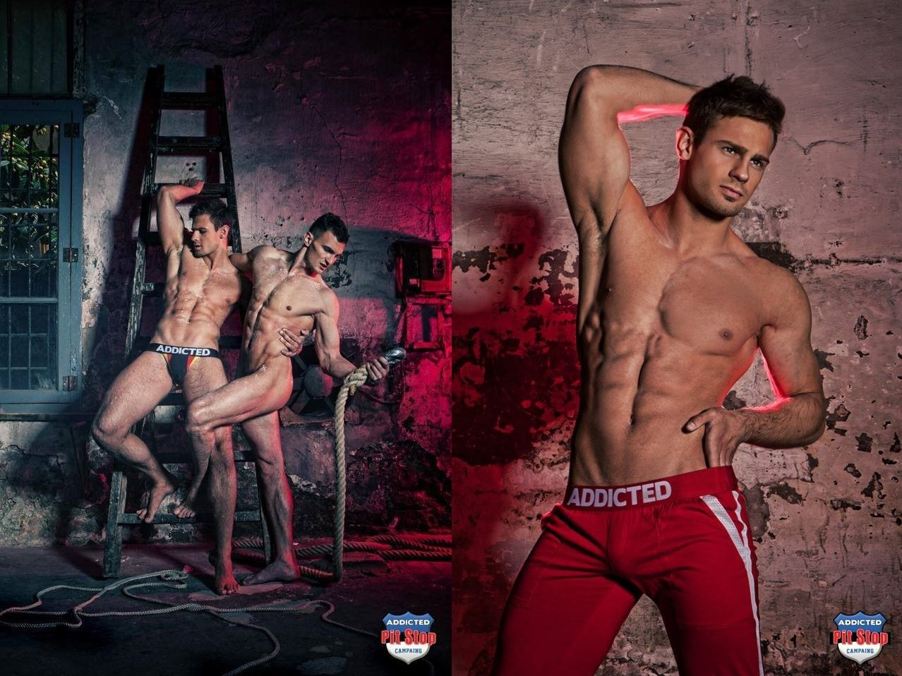 ES Collection - Mens Underwear & Swimwear! Krill Dowidoff!
