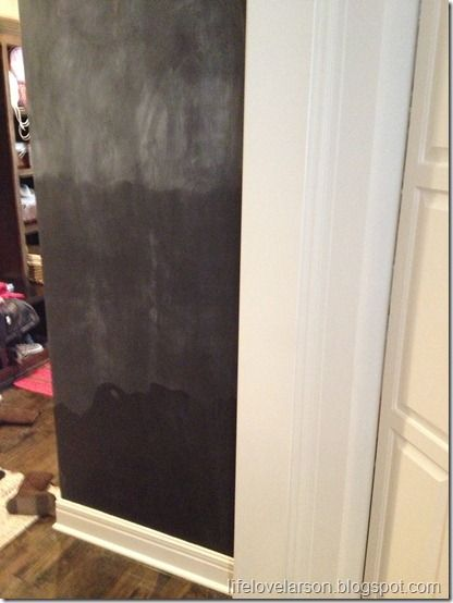how to clean a chalkboard wall home ideas pinterest chalkboard walls chalkboards and walls. Black Bedroom Furniture Sets. Home Design Ideas