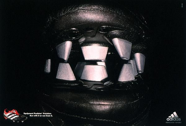 Predator Locks Print Ad By Lew Lara Tbwa Predator Print Ads Print