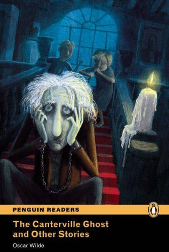 Pearson english readers level 4 the client book audio and books the canterville ghost and other stories level 4 with audio cd fandeluxe Gallery