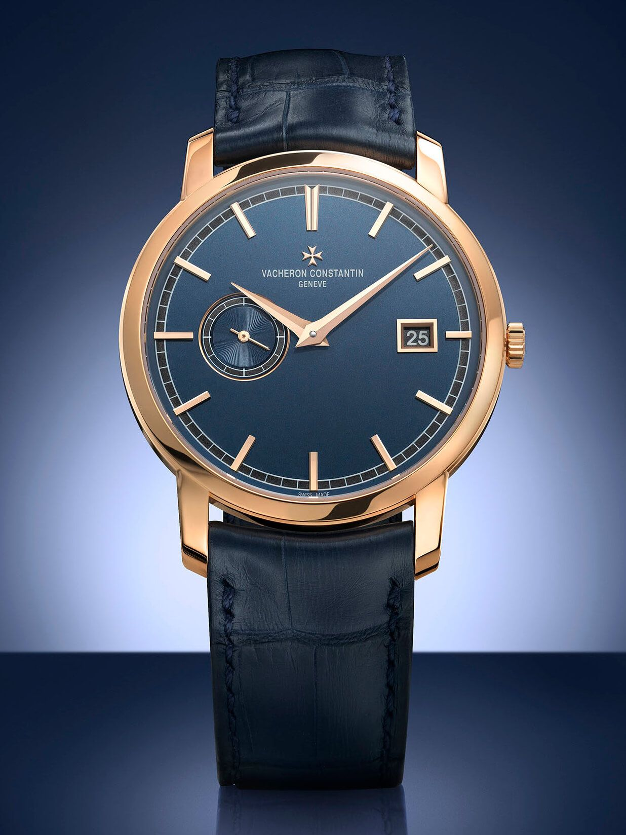 db26a18ab6d Vacheron Constantin - Traditionnelle Bucherer BLUE EDITIONS Relógios  Masculinos