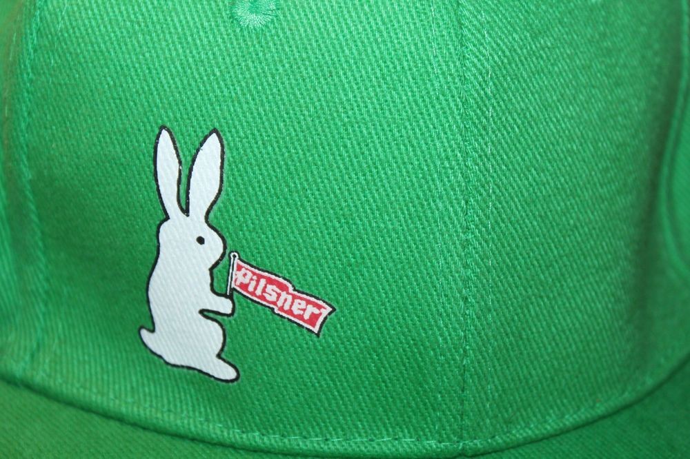 791f2299744 Pilsner Olde Style Rabbit Beer Hat Snapback Cap Adjustable  Pilsner