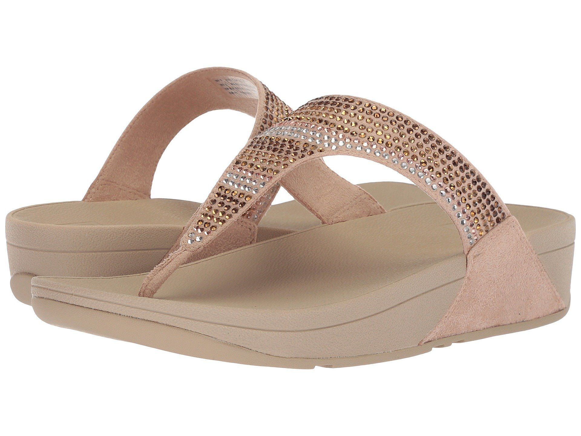 0bd3c6e3d2a0 FITFLOP Strobe Luxe Toe-Thong Sandals.  fitflop  shoes