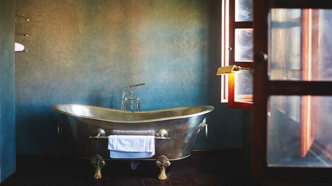 Le tadelakt, un enduit au rendu impeccable Mixers and Lofts - enduit salle de bain