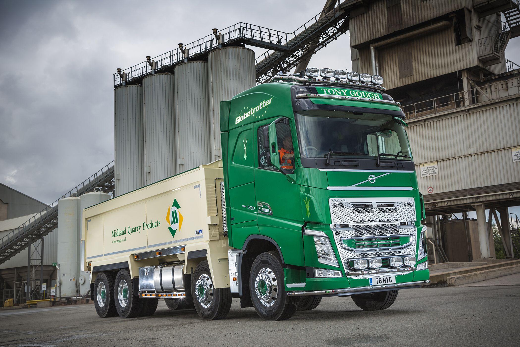 Trucking Volvo trucks, Lorry, Trucks
