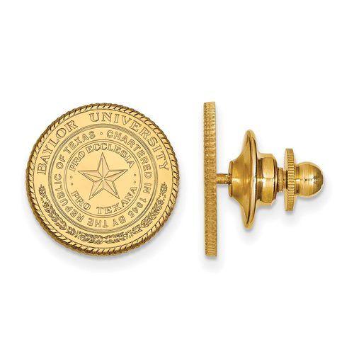 10k Yellow Gold LogoArt Official Licensed Collegiate Arizona State University Money Clip ASU