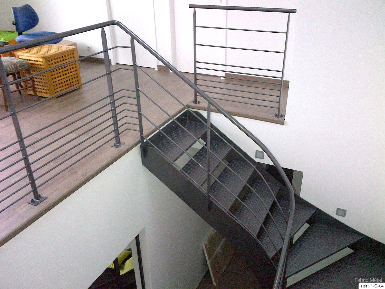 fabrication escalier metal bois escalier moderne en bretagne morbihan fabric metal outdoor. Black Bedroom Furniture Sets. Home Design Ideas