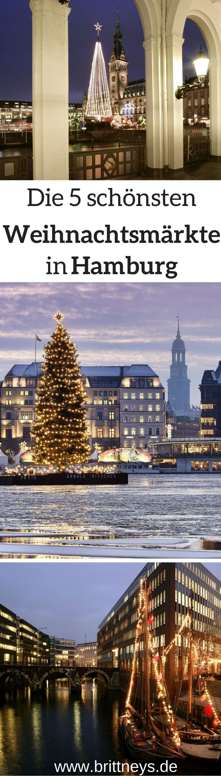 Die schönsten Weihnachtsmärkte in Hamburg 2019, Tipps ...