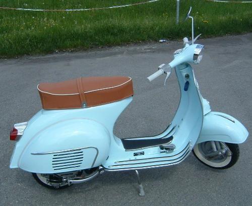 vespa 125 vnb 6 jg 1965 50cc scooters vespa vespa 125. Black Bedroom Furniture Sets. Home Design Ideas