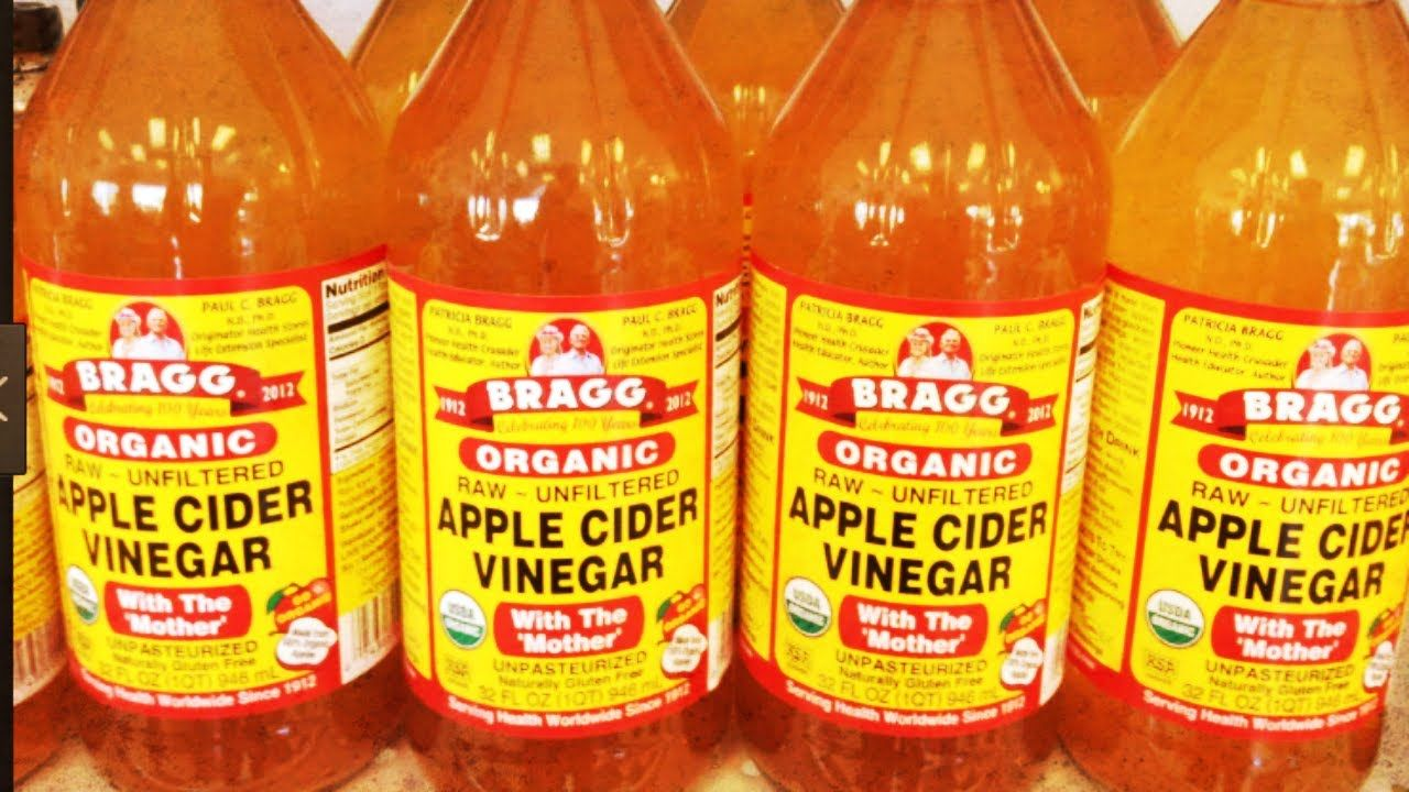 Drink Apple Cider Vinegar Before Bed for This 10 Amazing