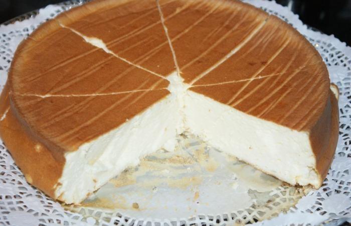Régime Dukan (recette minceur): Gâteau au fromage blanc 0% #dukan www.dukanaut ...