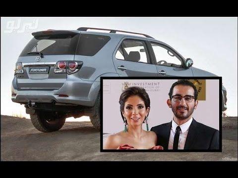 صور سيارات النجم أحمد حلمي وزوجته منى زكي Youtube Car Suv