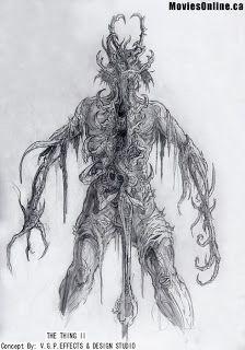 Sinopsis y posibles monstruos del remake de THE THING (LA COSA) - AluCine