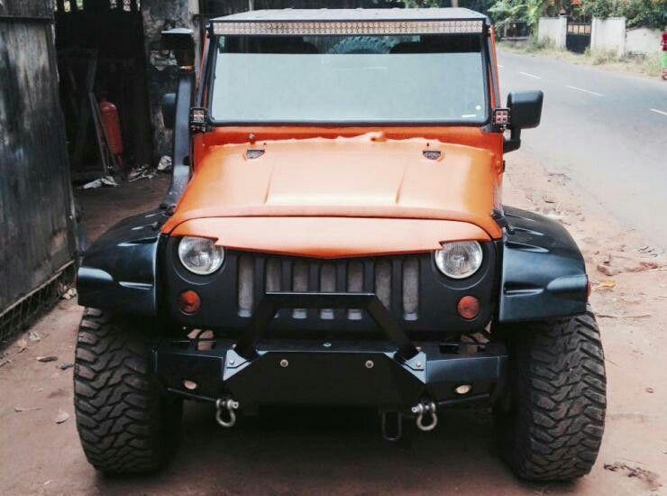 Mahindra Armada Or The Jeep Rubicon Indian Auto Enthusiast