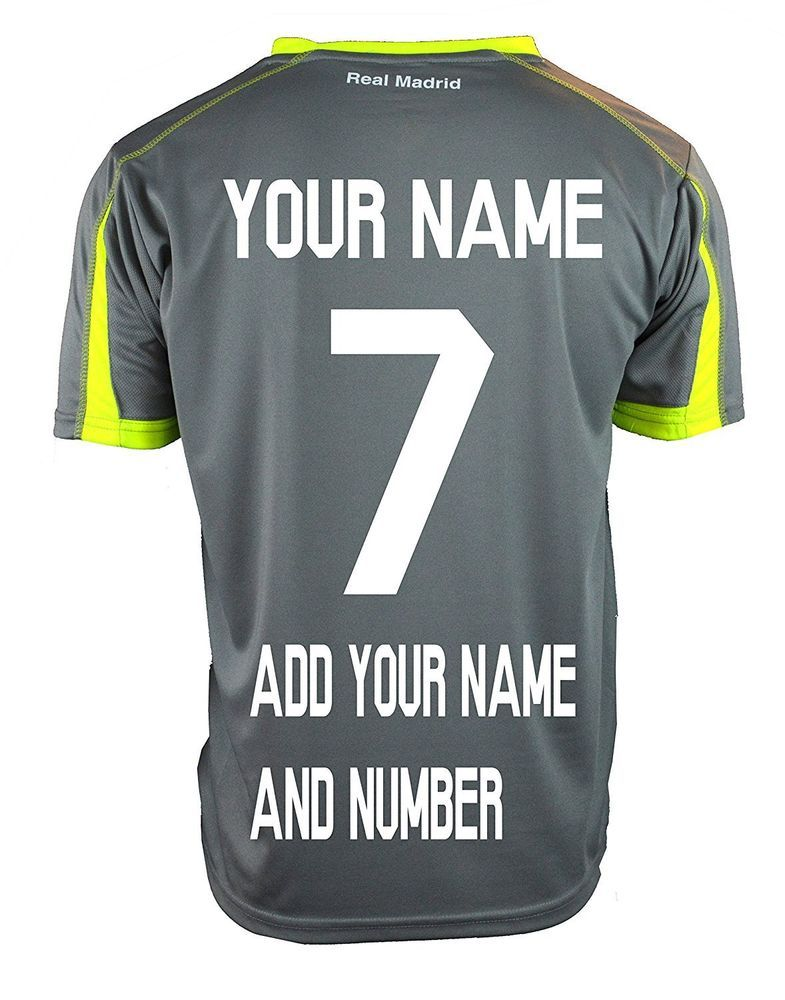 1a3abbb7e Soccer Jersey Real Madrid   Add Any Name and Number Cristiano Ronaldo 7   iconGruop  RealMadrid