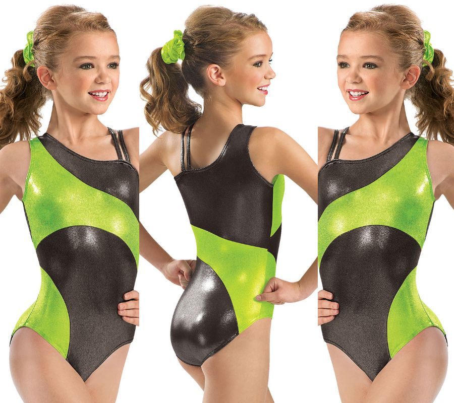 Gymnastics kids leotards