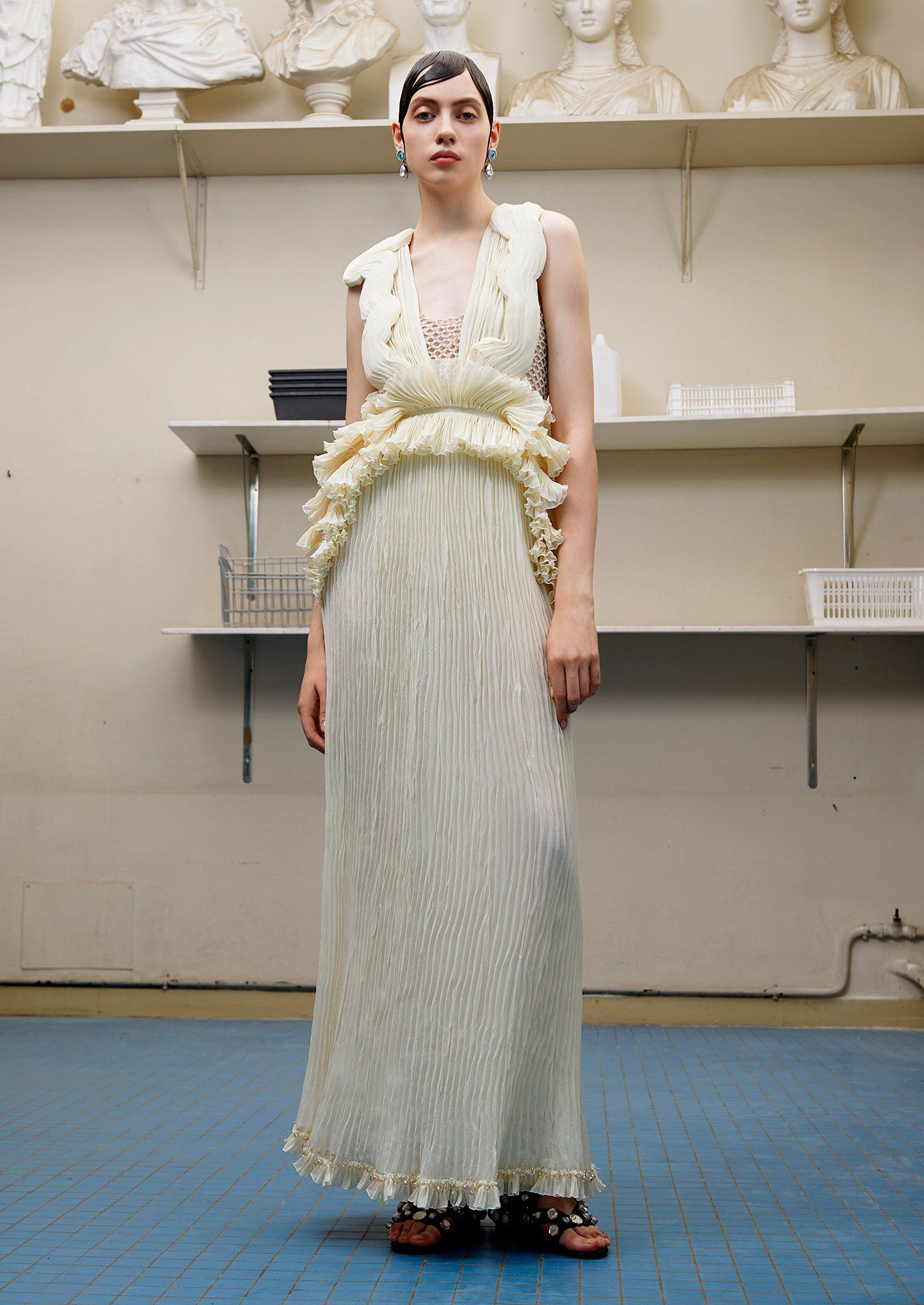 Givenchy, Look #3