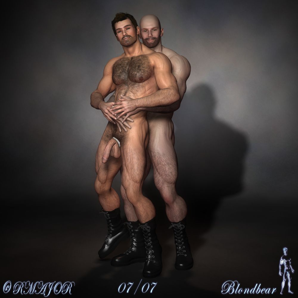 3d gay pictures