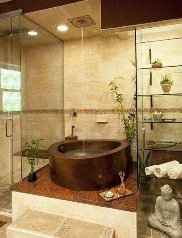 30 Amazing Spa Bathroom Decorating Ideas Tinas De Bano Diseno