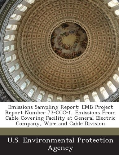 Emissions Sampling ReportEmb Project Report Number 73-CCC-1