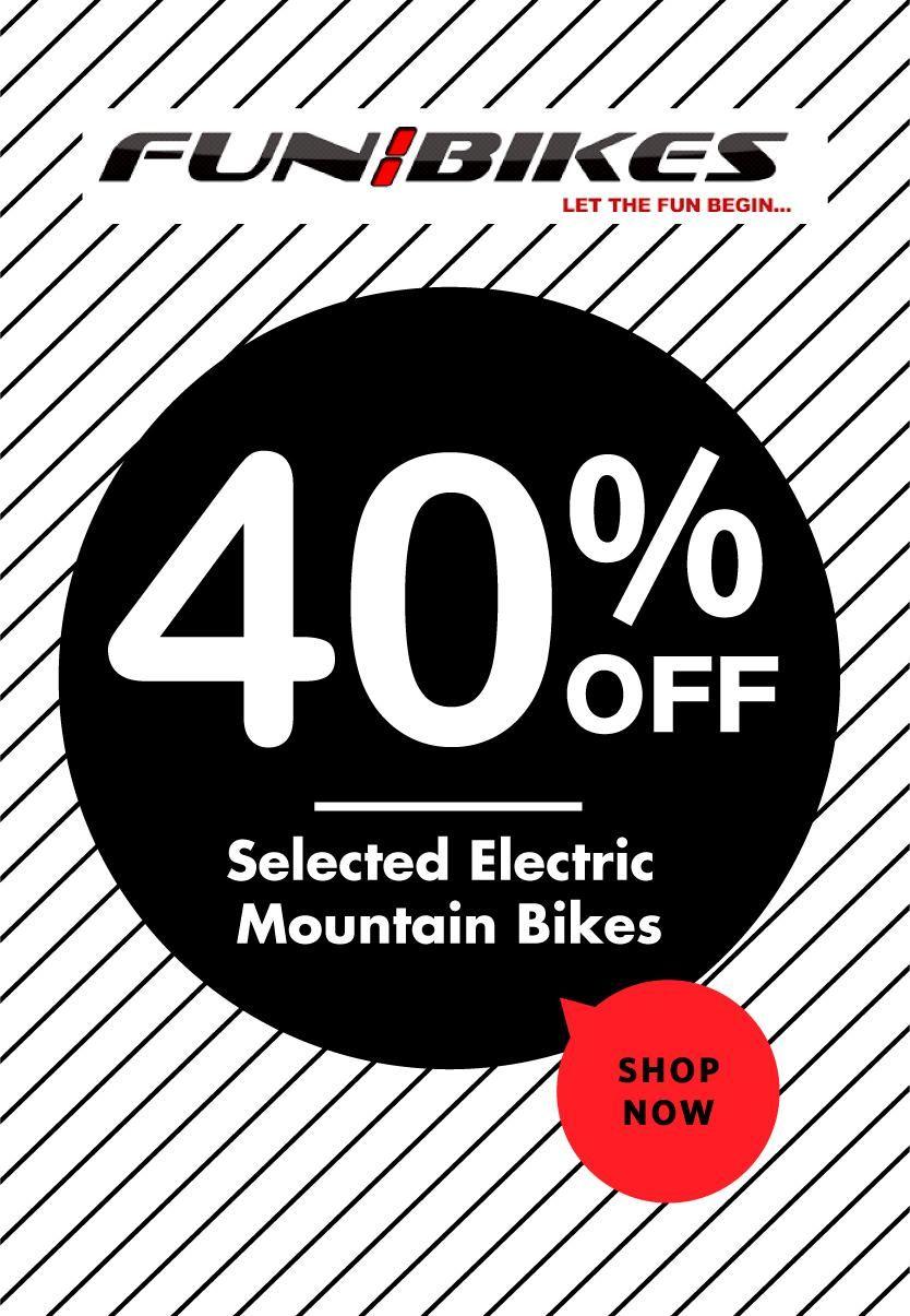 Fun Bikes Discount Code Promo Codes Voucher Pro Let The Fun