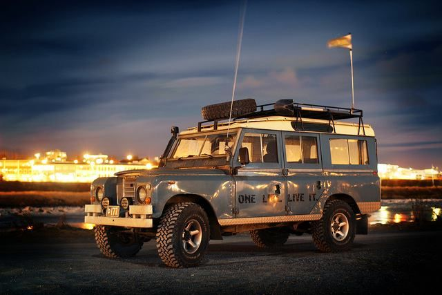 Land Rover, Artistic Photo, Cool wheels, transportation, vehicle, sprød,
