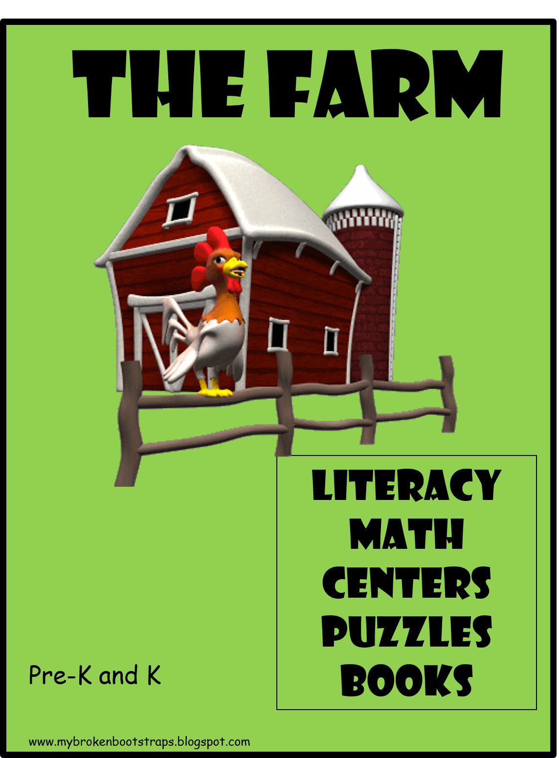 Farm Books Activities And Puzzles