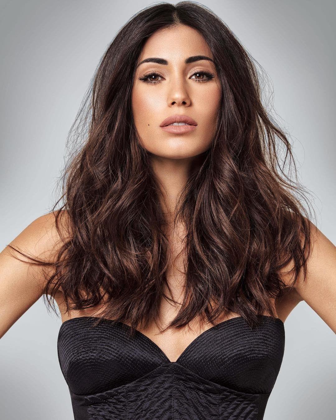 Federica Nargi | Hair, Hair styles, Hairstyle