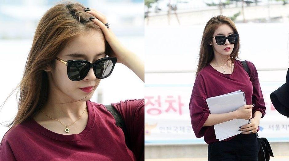 10aac328d1 Gentle Monster ABSENTE 01 GD Sun glasses T-Ara Ji Yeon 2016 New 100%  Authentic  GentleMonster  Butterfly