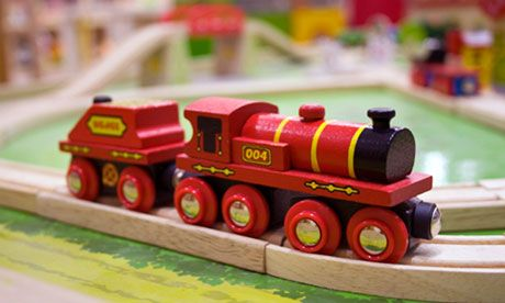 Toy Train Company Makes Childs Play Of West Coast Mainline Bid