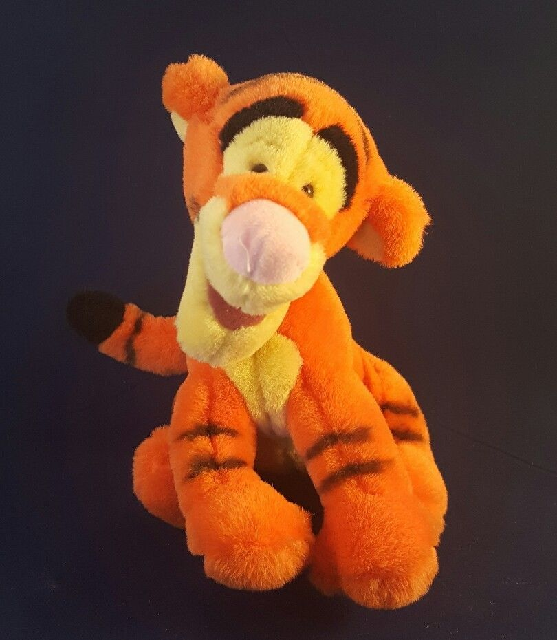 Stuffed Baby Plush Disney World Details Animal Toy Tiger About Walt SVpMUzq