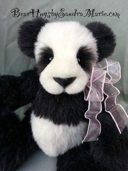 Lun Lun by Bear Hugs by Sandra Marie