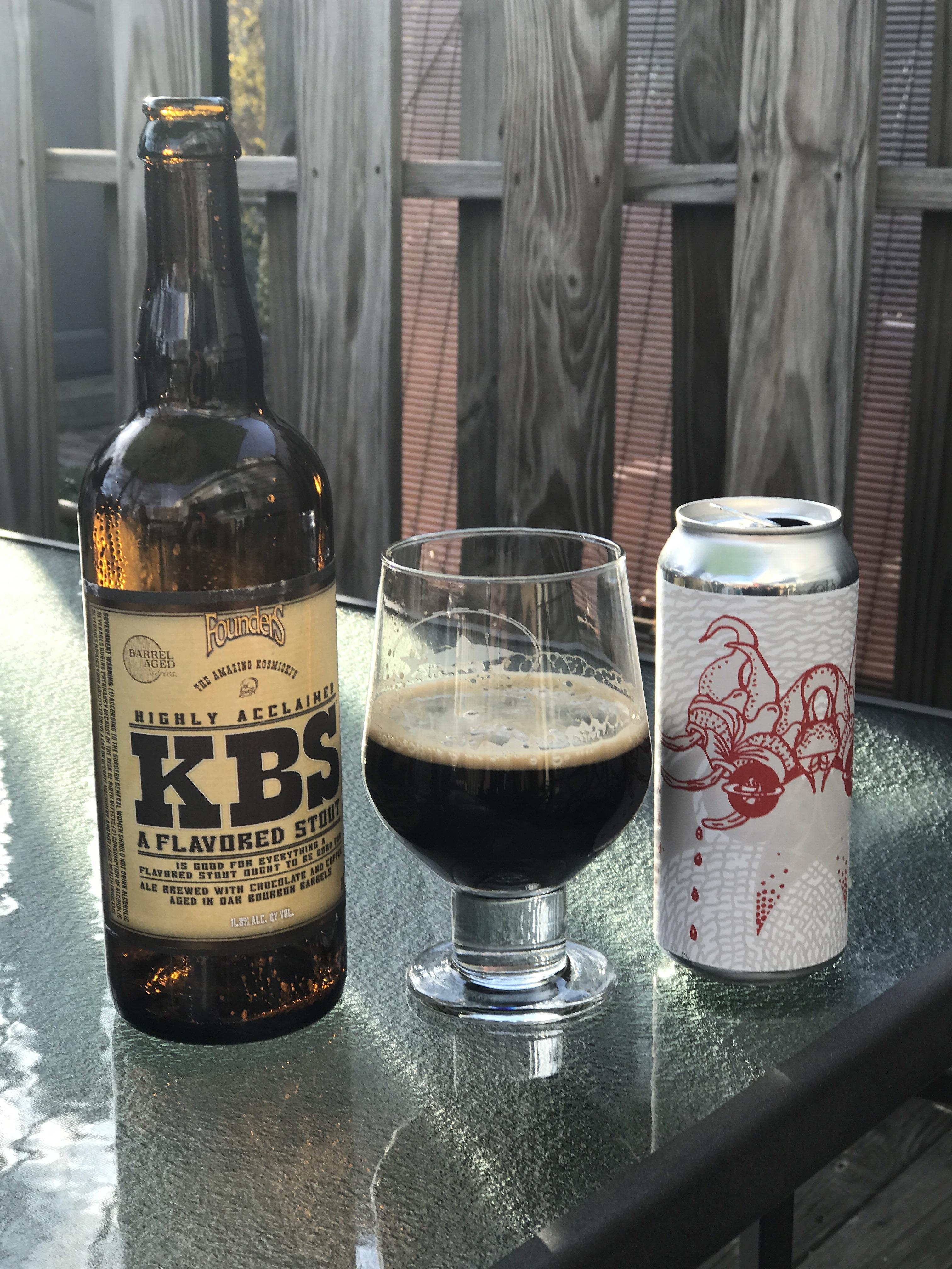 Mixed some shake and KBS this weekend! It was amazing. #FavoriteBeers #summershandy #beers #footy #greatnight #beer #friends #craftbeer #sun #cheers #beach #BBQ