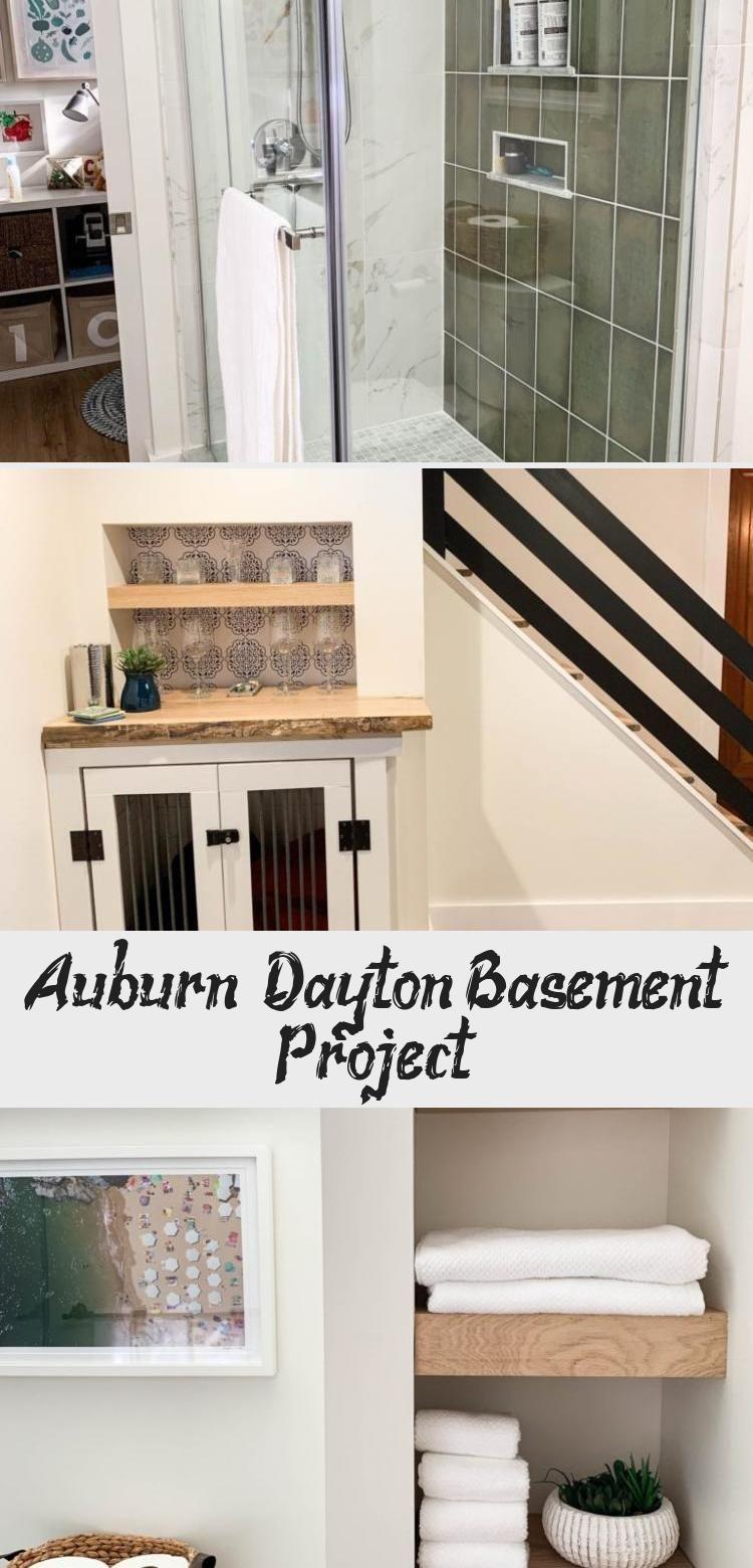 Photo of Auburn + Dayton Basement Project – Boho Style