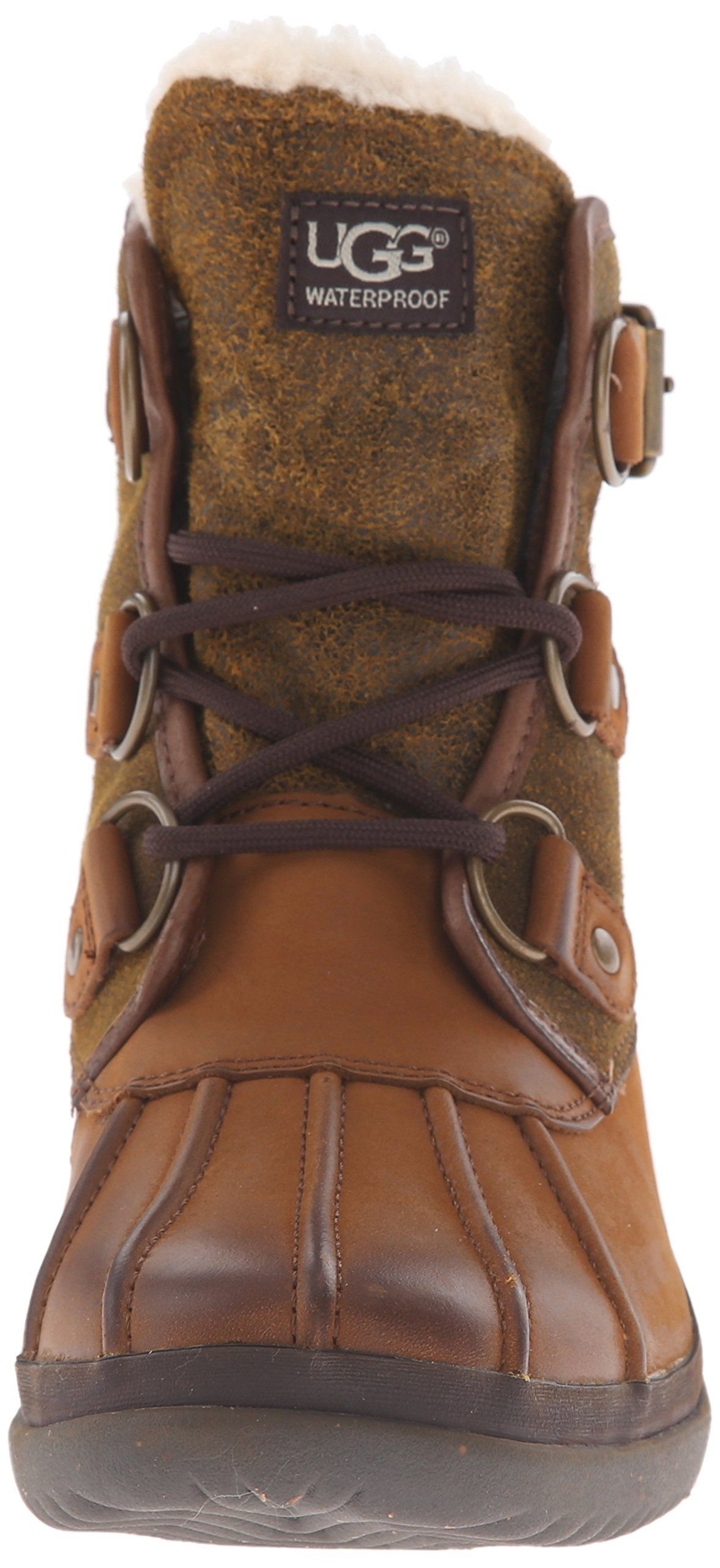 ebe95a367b37c UGG Womens Cecile Winter Boot Chestnut 9 B US ** Want to know more, click  on the image. (This is an affiliate link) #womensboots
