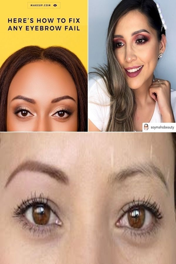 Eyebrows Makeup Products   Getting Eyebrows Done   Where ...