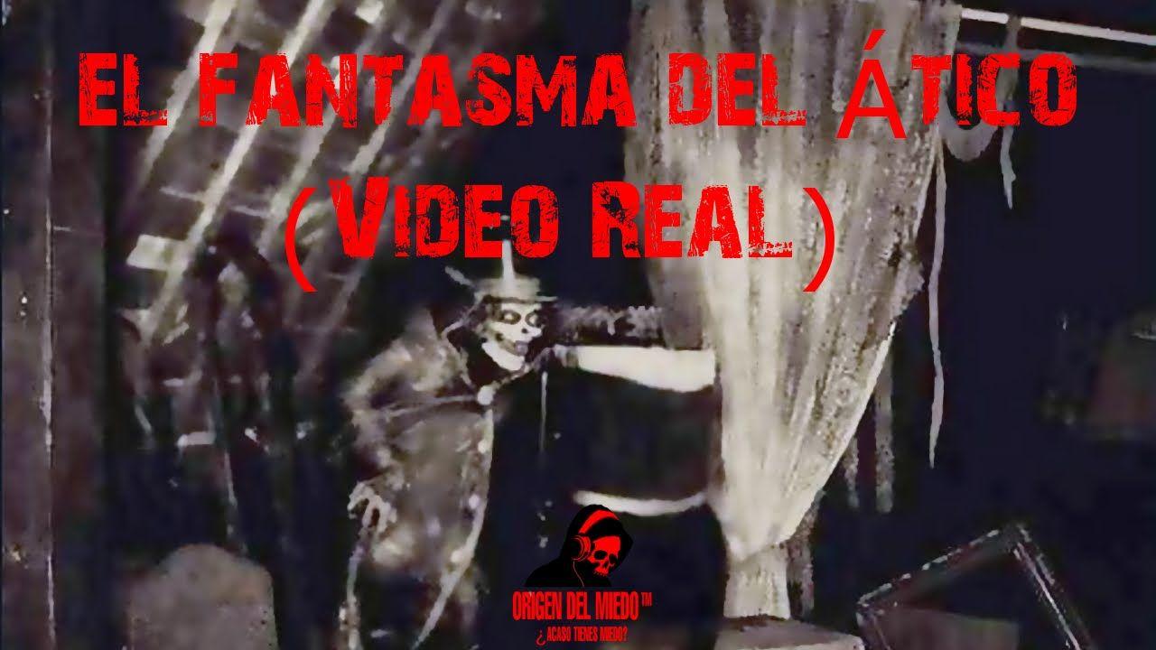Impactante vídeo de fantasma real – Fantasma juega con linterna