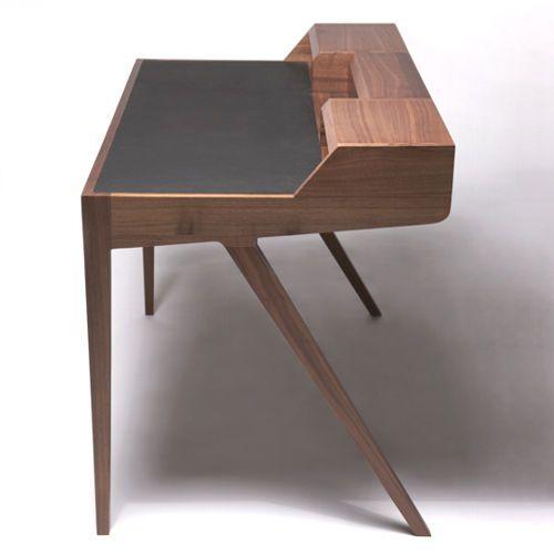 Bureau contemporain / en chêne - KATAKANA - Dare Studio Bureau