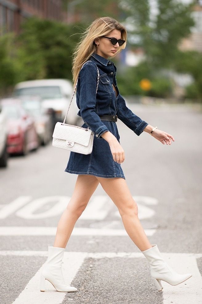 10 Cool-Girl Ankle Boots Meant For Warm