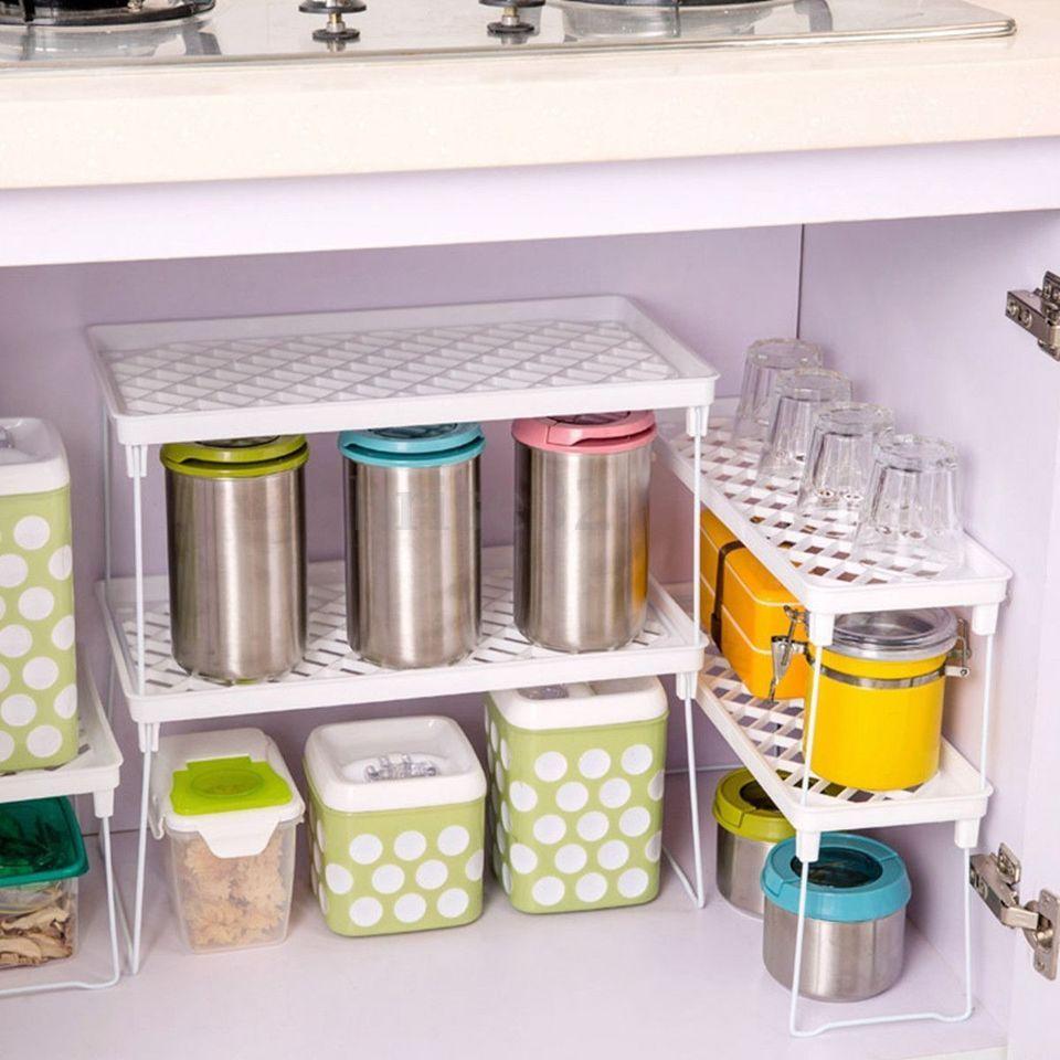 12 Items To Help With Kitchen Organization Buy Kitchen Cabinets Spice Storage Garbage Storage
