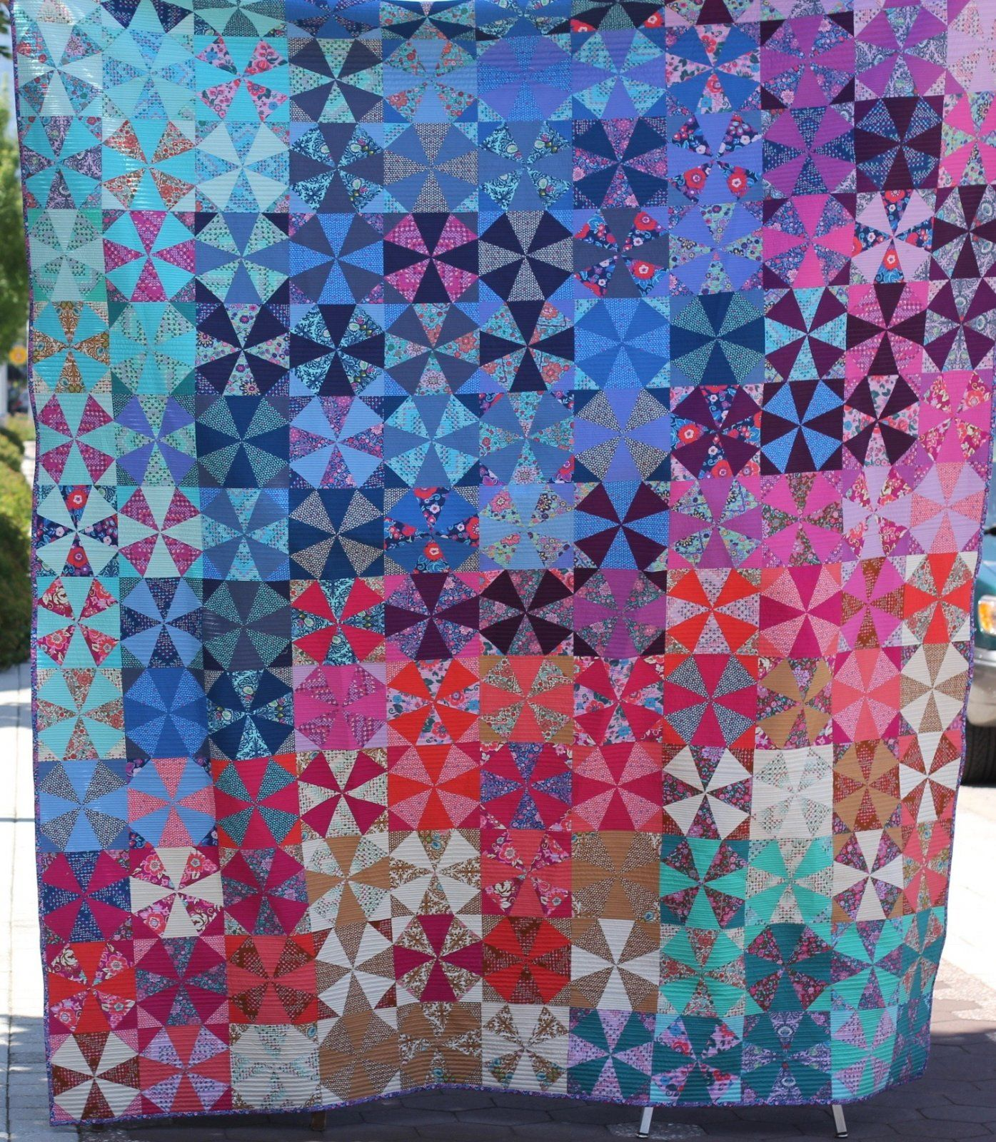Amy Butler Soul Mate - *Footnote Quilt Kit | Quilts | Pinterest ... : amy butler quilt kits - Adamdwight.com
