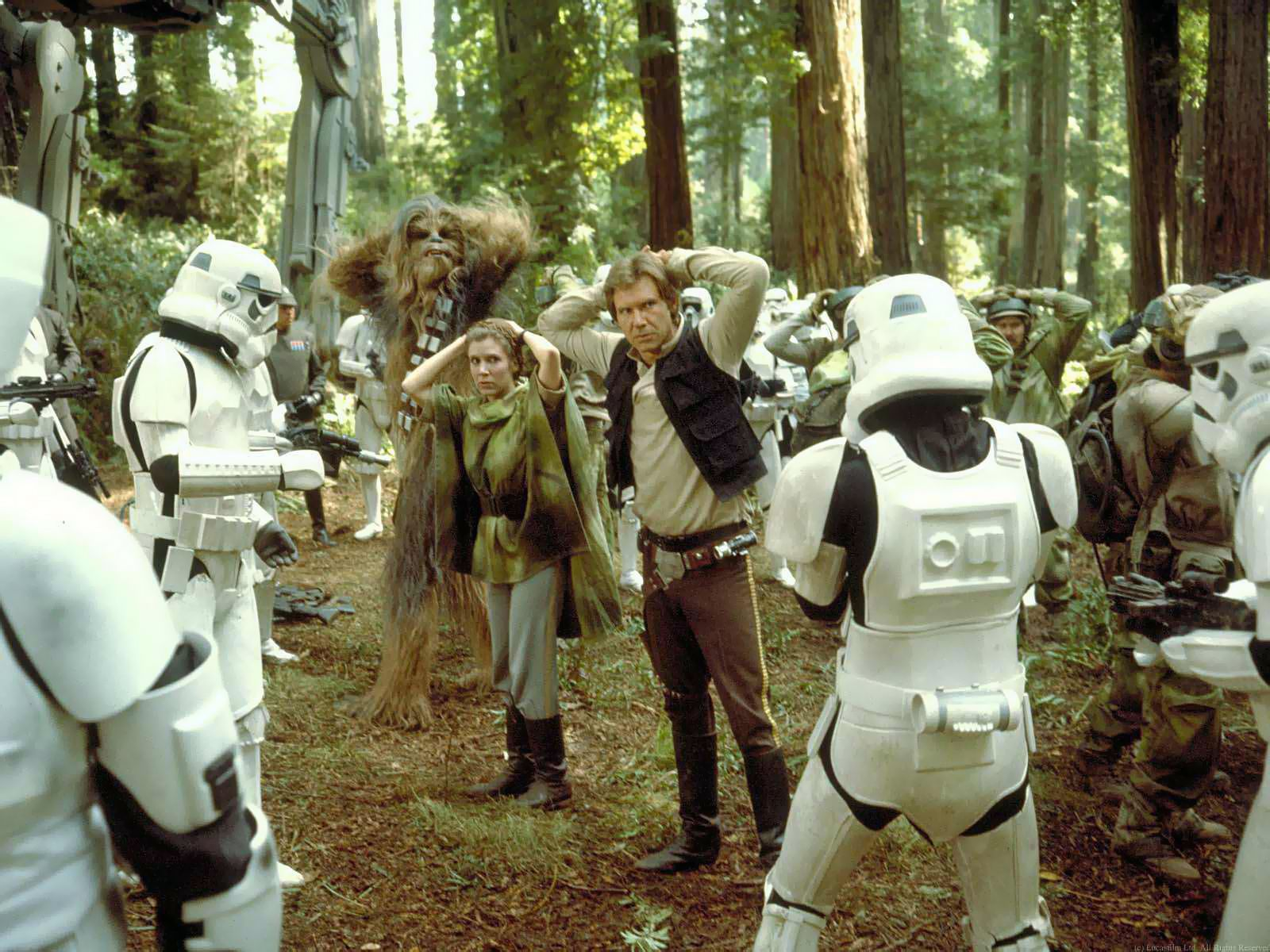 Battle Of Endor Star Wars Vii Star Wars Nerd Star Wars