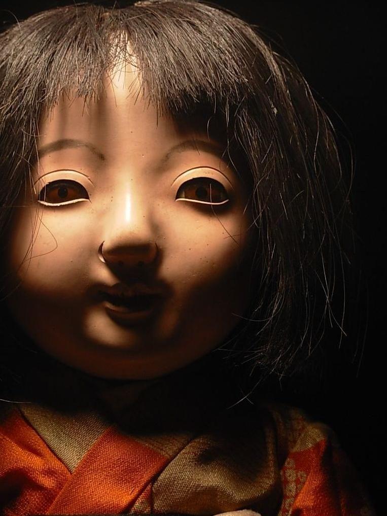 Yahoo Auction 怖い人形 ホラー 怖い