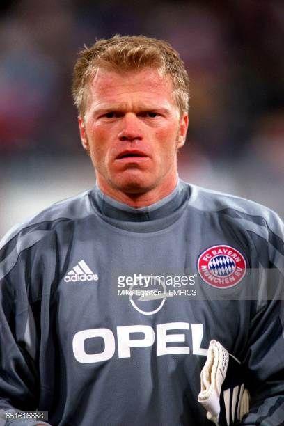 Oliver Kahn Bayern Munich Goalkeeper Bayern Munich Goalkeeper Bayern Bayern Munich