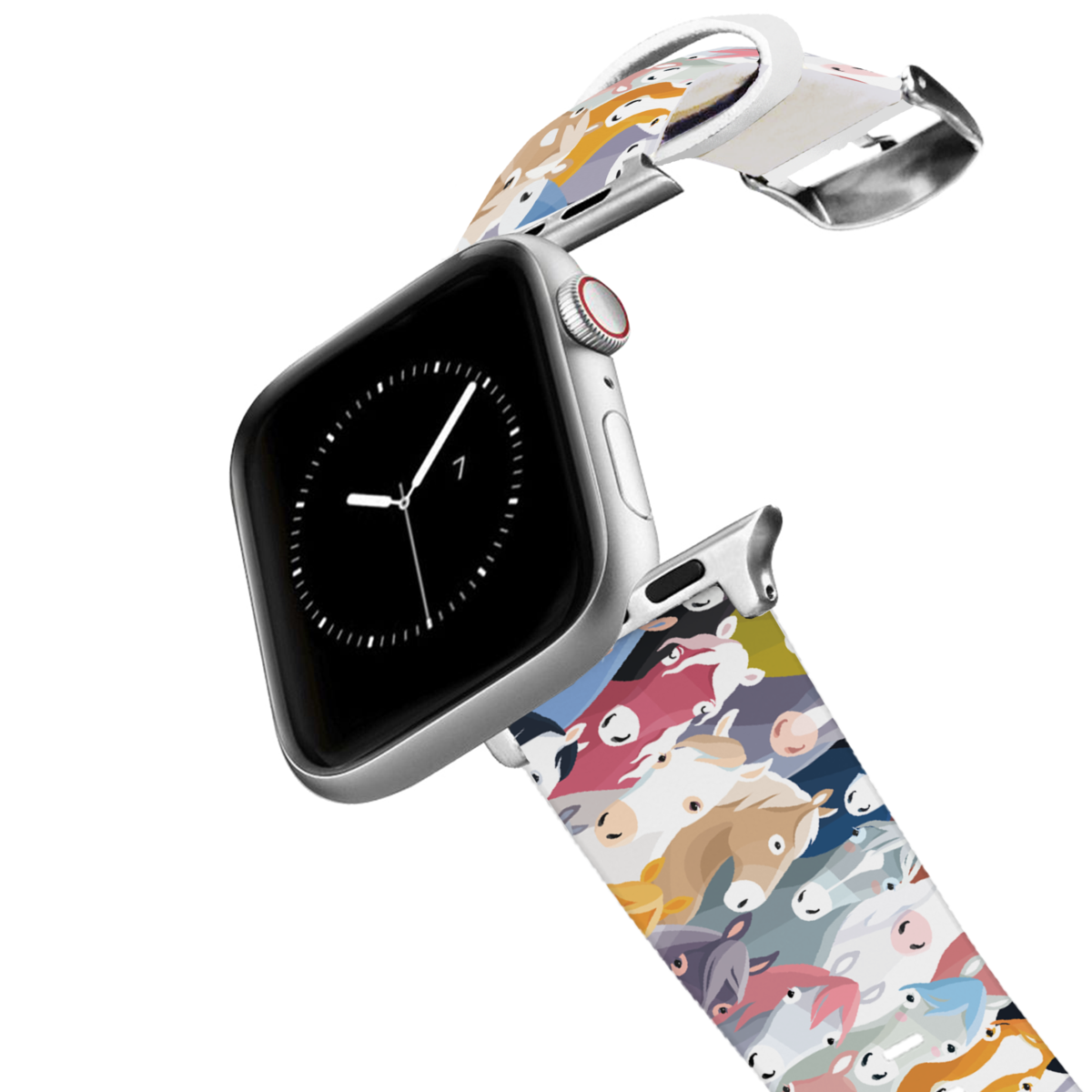 Horse Heads Apple Watch Band Apple Watch Bands Leather Apple Watch New Apple Watch Bands