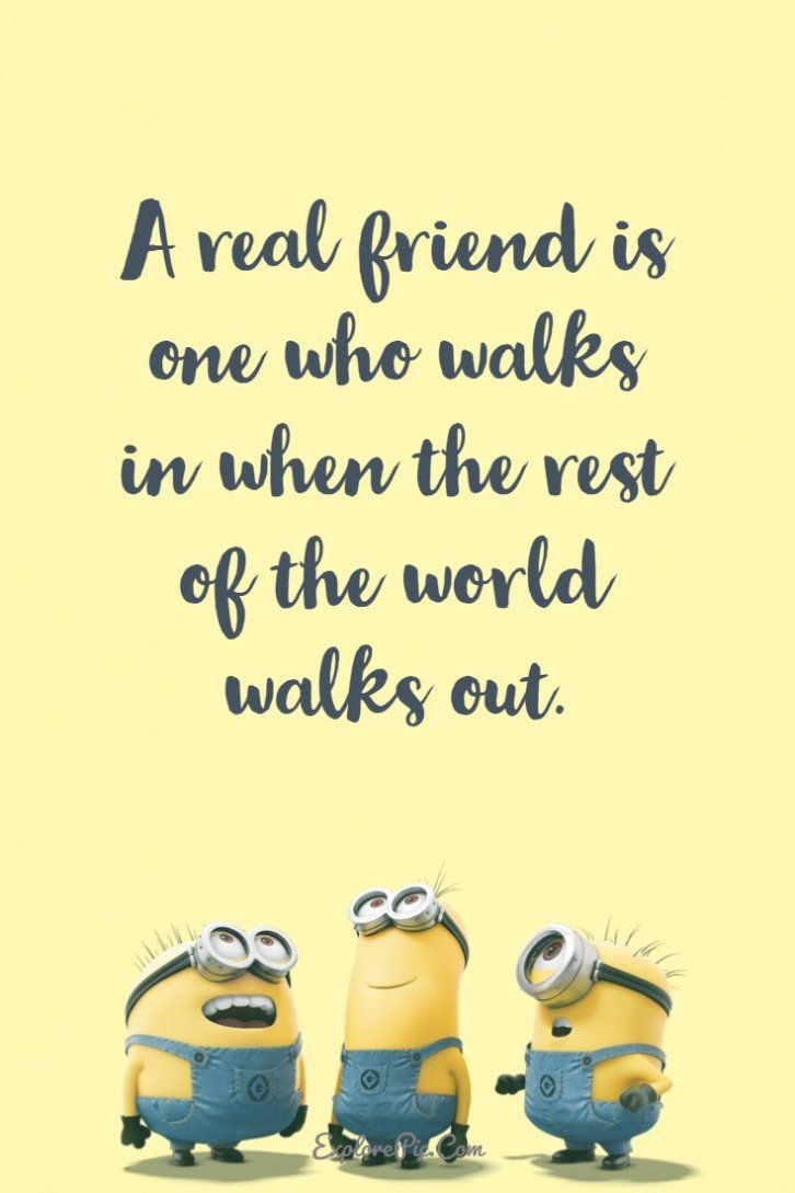 Minions Quotes 37 Funny Quotes Minions And Funny Words To Say 3 Friendship Day Quotes Funny Words To Say Friendship Quotes