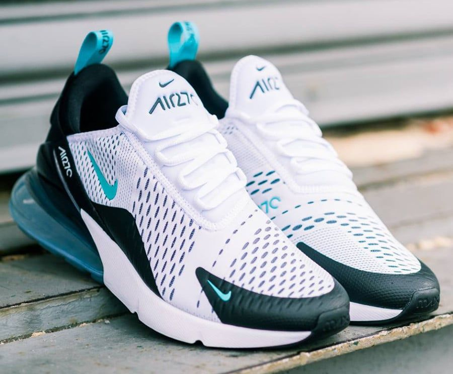 basket nike air max 270 big air max 93 menthol homme (1