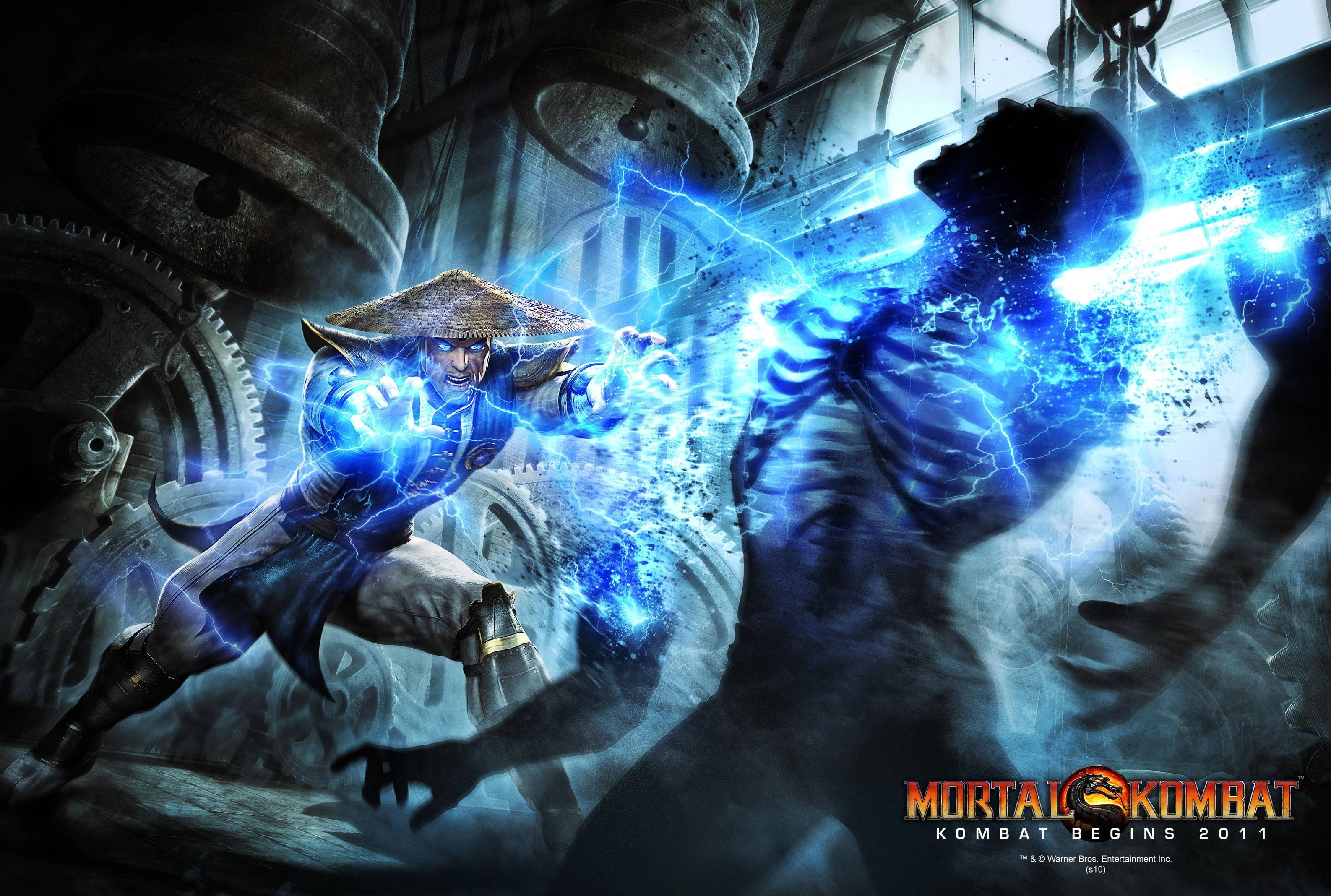 Mortal Kombat 9 Wallpapers Wallpaper Cave Мортал