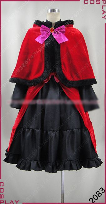 >> Click to Buy << K RETURN OF KINGS Anna Kushina Cosplay Costume Halloween Uniform Outfit Shirt+Skirt+Cape+Gloves+Socks Custom-made #Affiliate