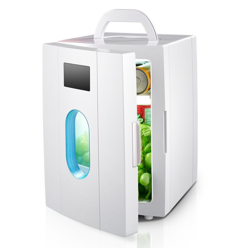 2016 Limited 10l Small Refrigerator Cooling Heating Function Portable Office Fridge Freezers Compact